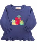 Luigi Christmas gifts swing top