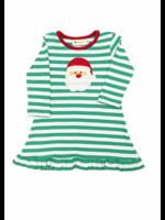 Luigi Santa Head A line Dress