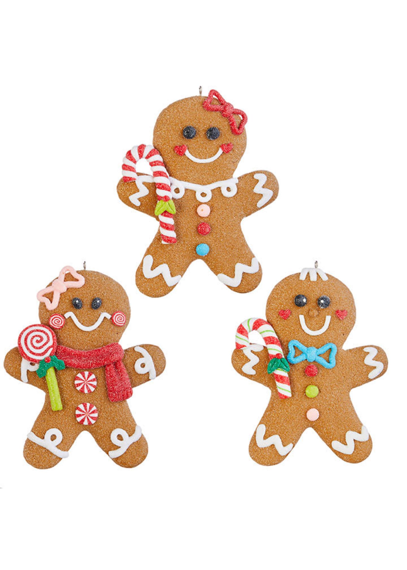Raz Imports Gingerbread Man Ornament