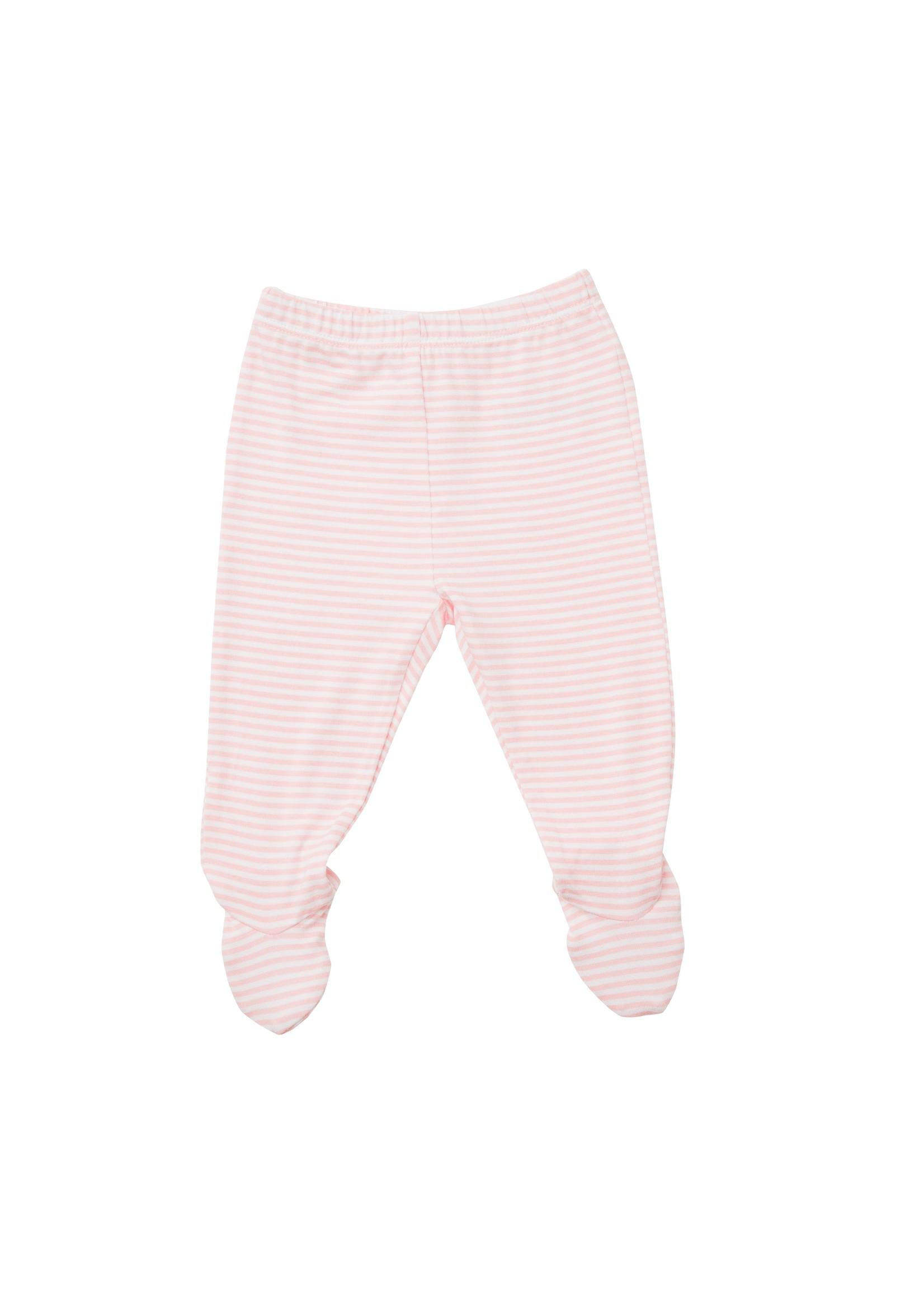 Angel Dear Elephants Tmh Set Pink Stripe