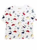 Luigi L/S Dino Print Shirt