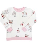 Sal and Pimenta Christmas Pets Sweatshirt