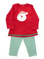 Bailey Boys Santa Tunic Pant Set