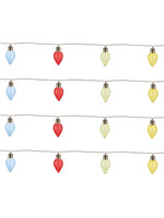 Raz Imports 14' Holiday Bulb String Light Garland