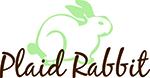 Plaid Rabbit Gifts