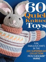 Cascade 60 Quick Knitted Toys