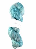 Akara Yarns Akara Yarns Merino Sock Yarn Sea Glass
