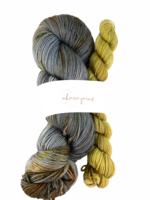Akara Yarns Akara Yarns Sock Kit - Likha / One of a Kind
