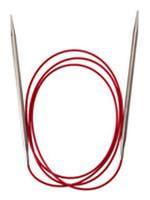 "ChiaoGoo ChiaoGoo Red Lace 60"" Steel 2.5 mm"