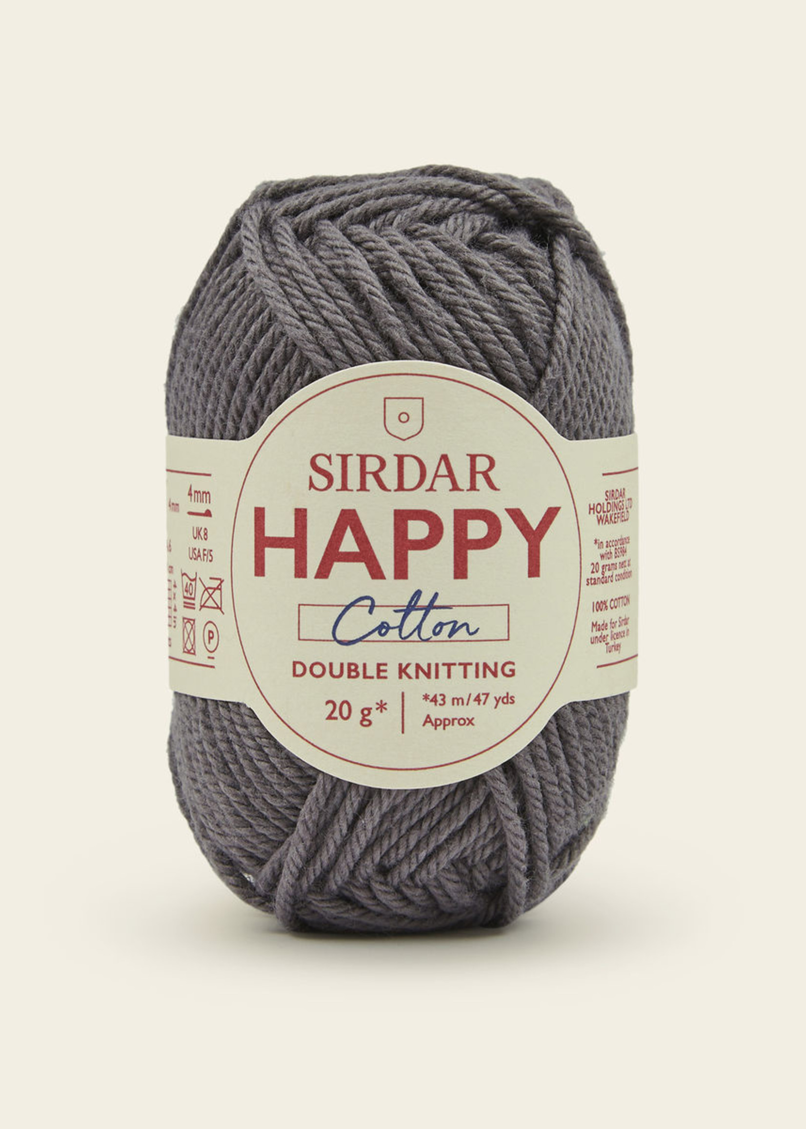 Sirdar Sirdar Happy Cotton #774 Stomp