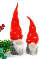 Crafty Kit Co. Nordic Gnomes Needle Felting Kit