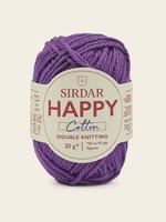 Sirdar Sirdar Happy Cotton #756 Currant Bun