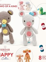Sirdar Sirdar Happy Cotton Book 4 Two of a Kind