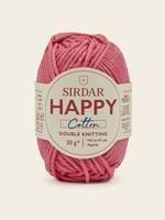 Sirdar Sirdar Happy Cotton #799 Bubblegum