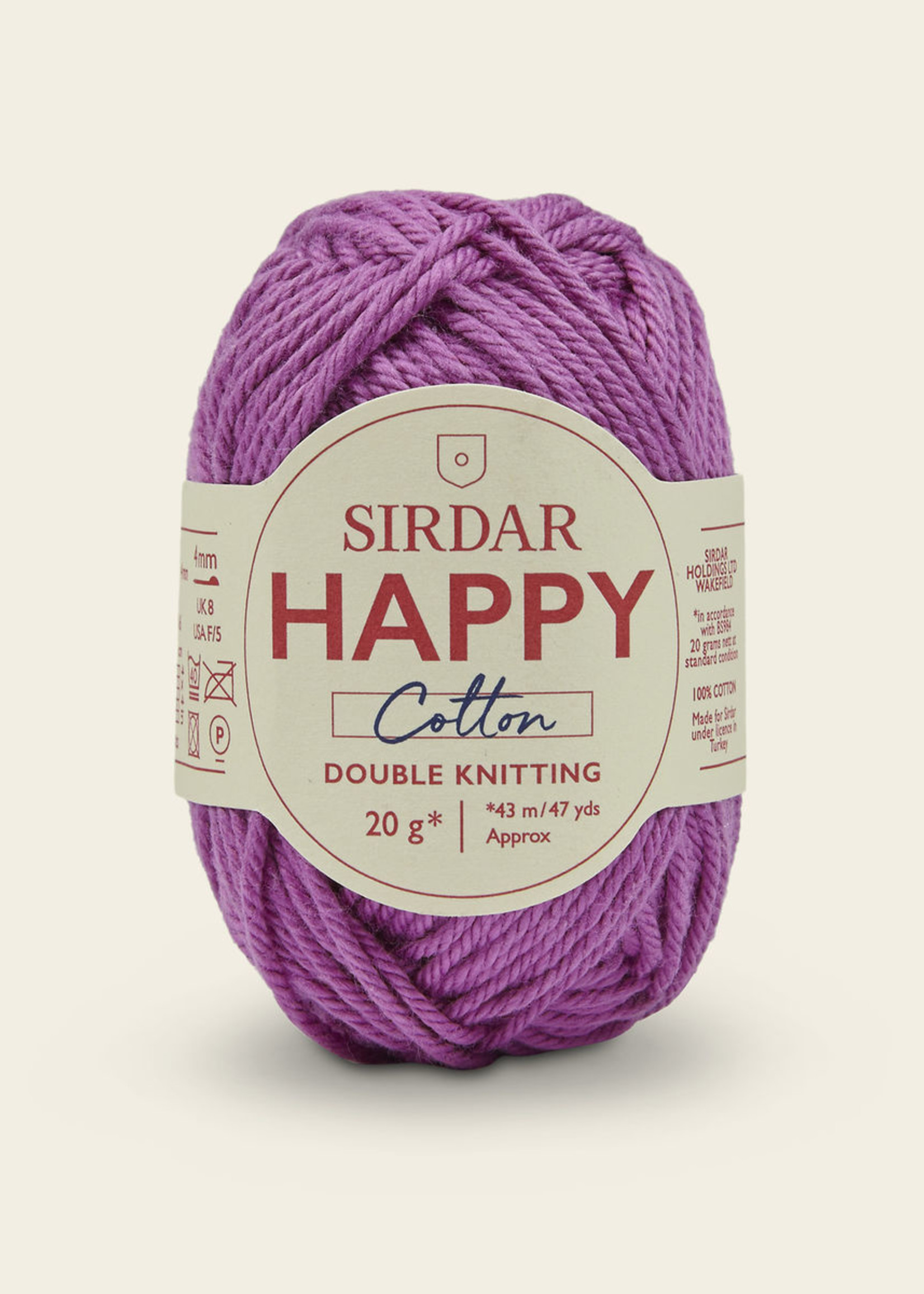 Sirdar Sirdar Happy Cotton #795 Giggle