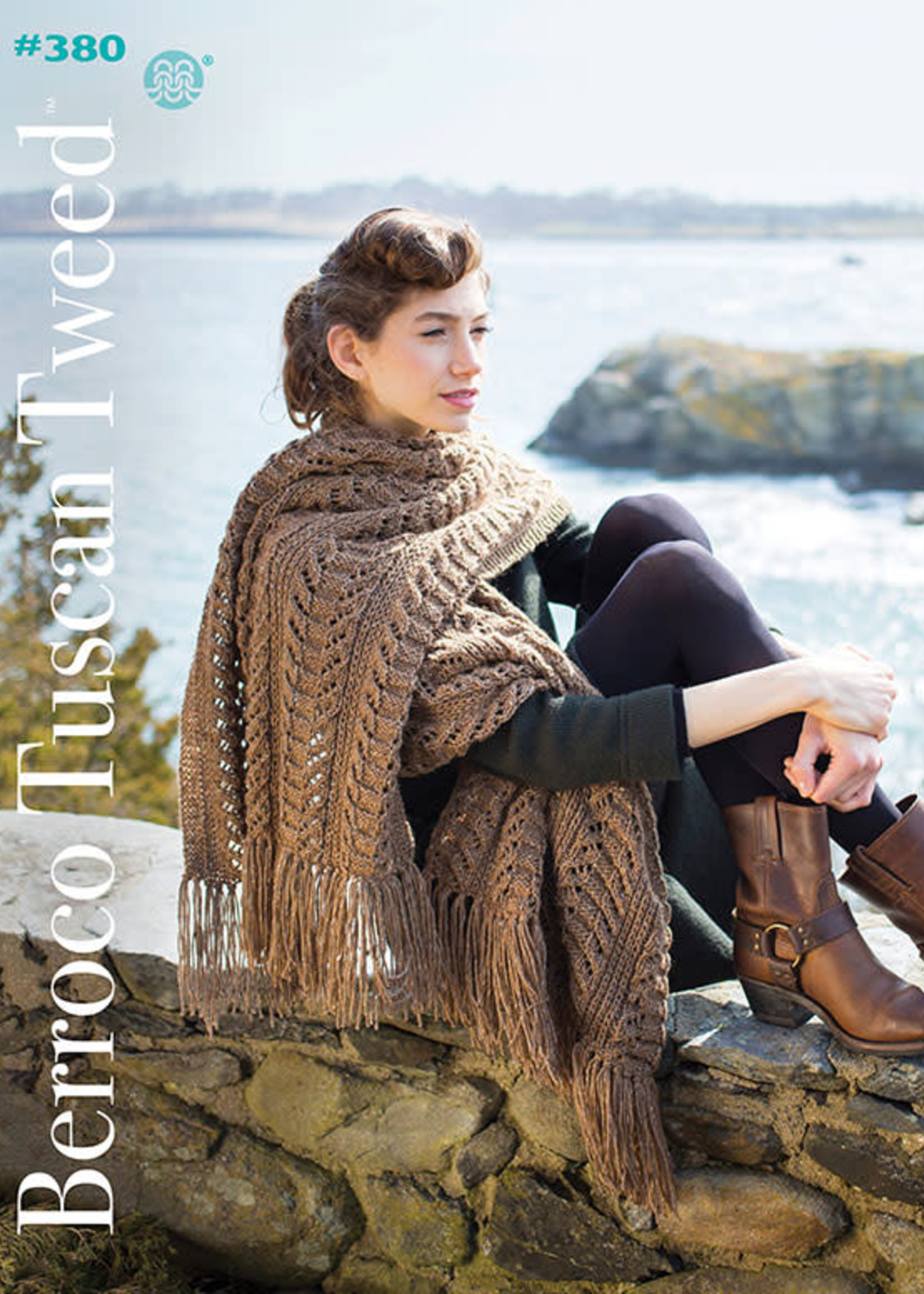 Berroco Tuscan Tweed Booklet #380