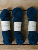 Biches & Bûches Biches & Buches Le Cashmere & Lambswool Medium Blue Black
