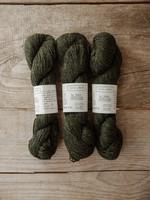Biches & Bûches Biches & Buches Le Petit Lambswool Dark Green Grey