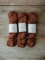 Biches & Bûches Biches & Buches Le Petit Lambswool Red Brown