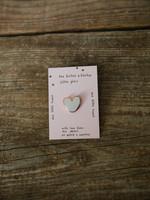 Biches & Bûches Biches & Buches Pink Heart Pin