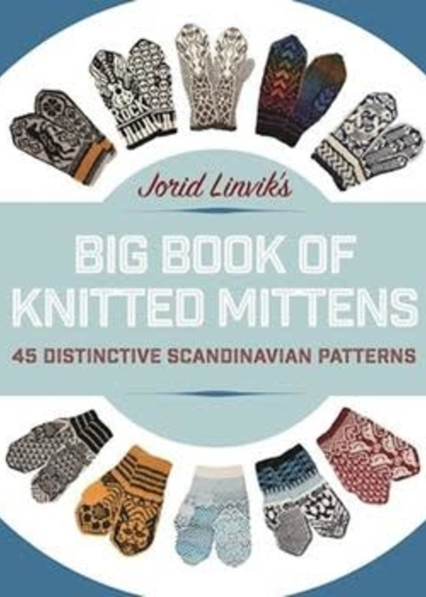 Big Book of Knitted Mittens