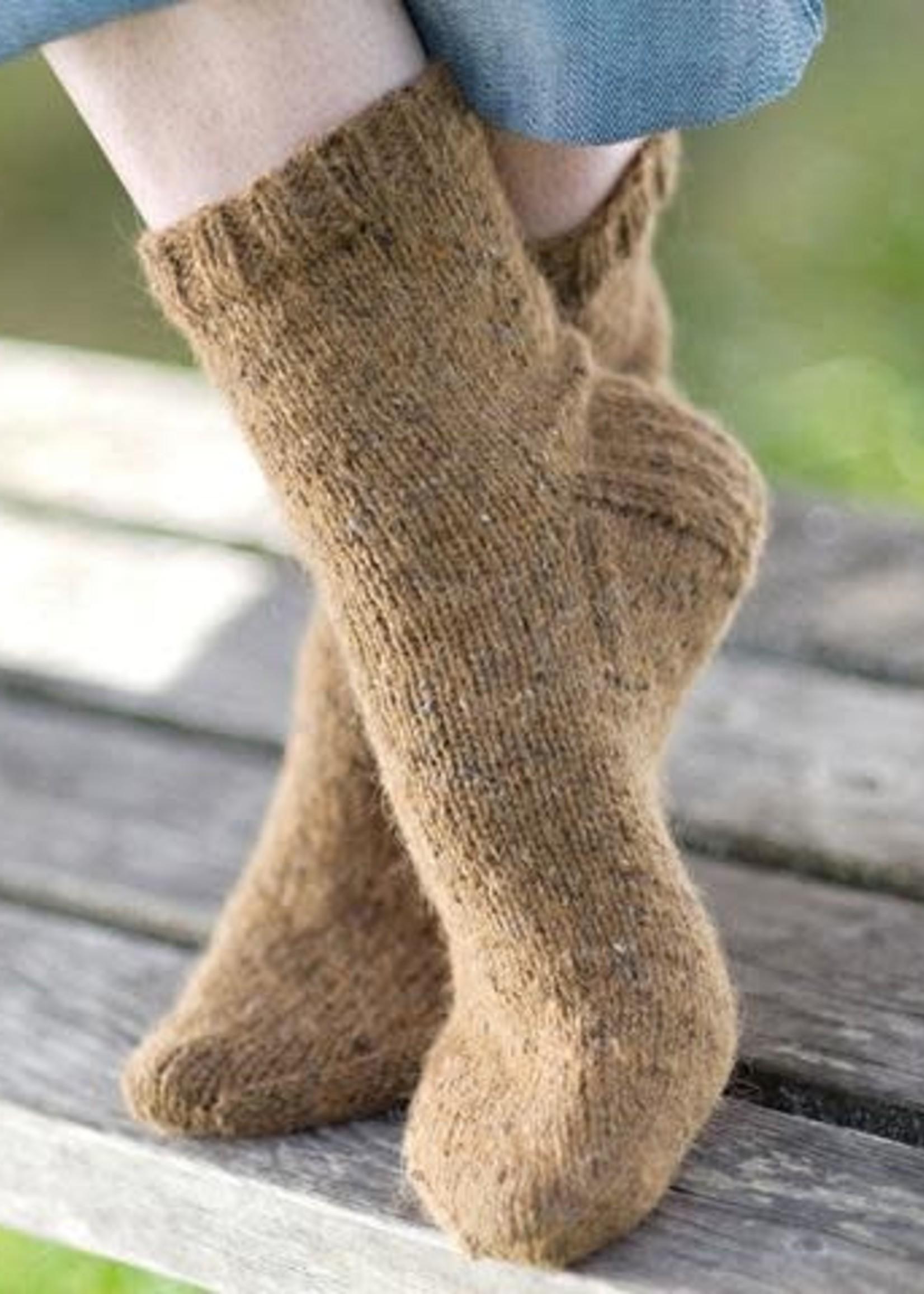 Churchmouse Churchmouse Pattern Basic Sock