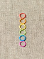 Cocoknits Cocoknits Colored Stitch Ring Markers Regular