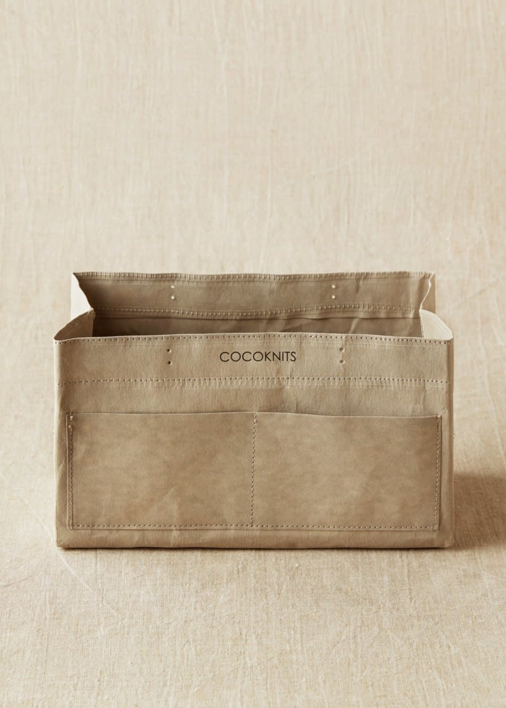 Cocoknits Cocoknits Craft Caddy - Gray