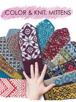 Color & Knit, Mittens by Aleks Byrd