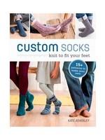 Kate Atherley Custom Socks Kate Atherley