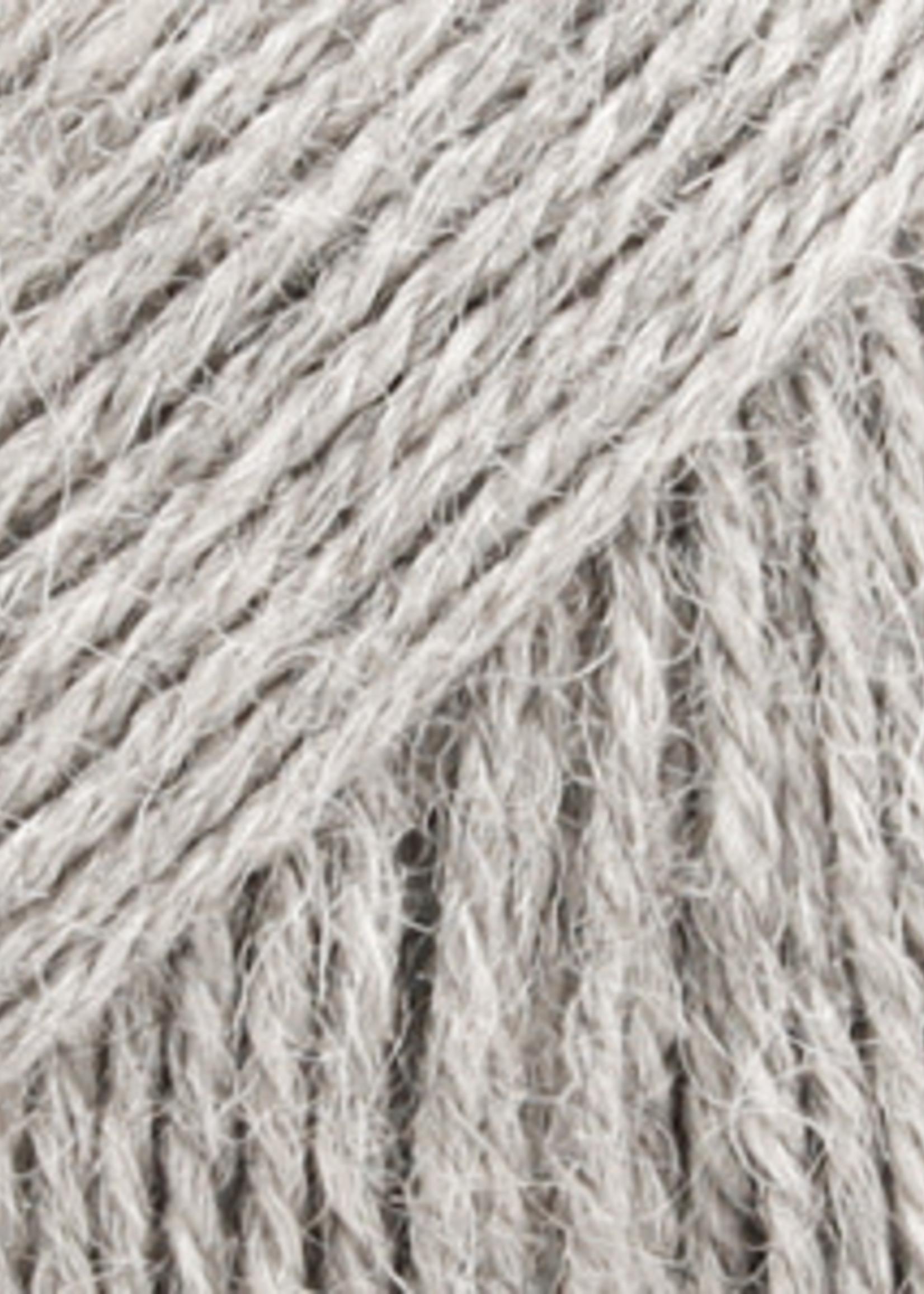 Drops Drops Alpaca #501 Light Grey Mix