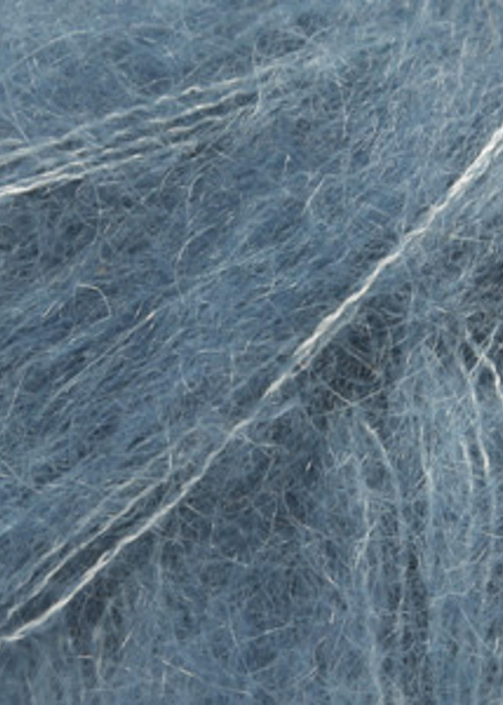 Drops Drops Kid Silk #27 Jeans Blue
