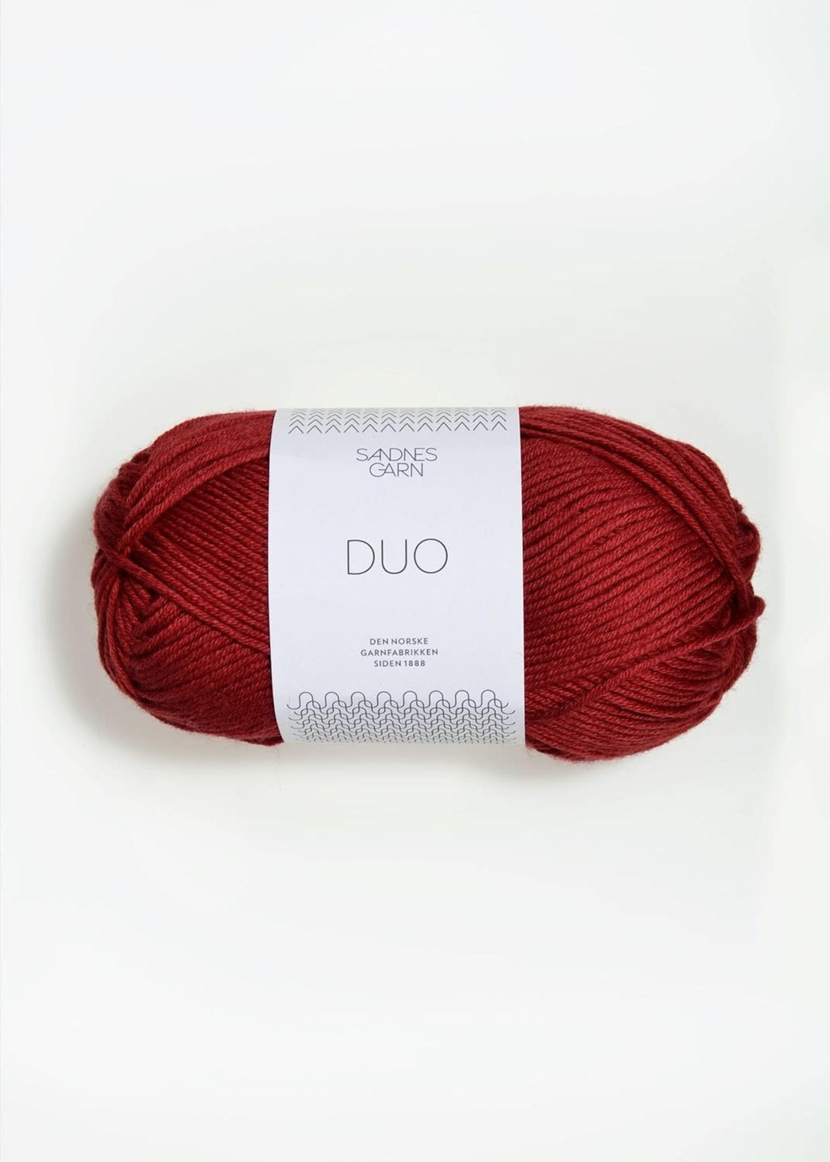 Sandnes Garn Sandnes Garn Duo - Red #4236