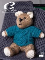 Ella Rae Ella Rae Pattern Teddy Bear in Sweater