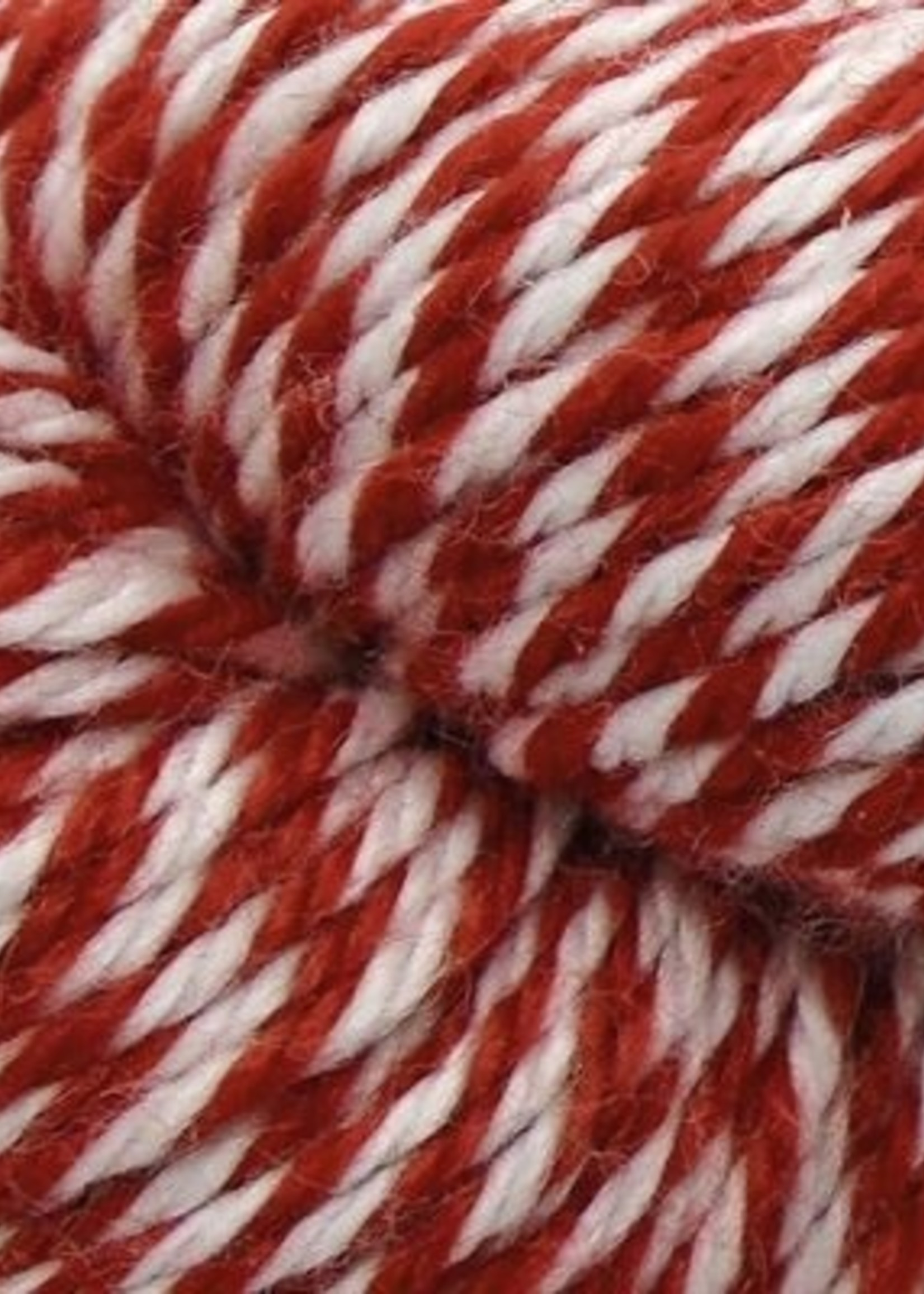 Estelle Yarns Estelle Worsted - #61270 Red and White Ragg