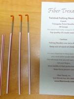 Fiber Trends Fiber Trends Felting Needles 38 Gauge Twisted