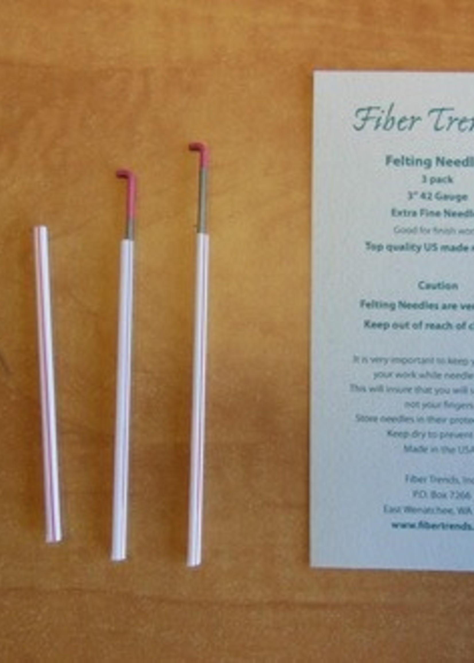 Fiber Trends Fiber Trends Felting Needles 42 Gauge
