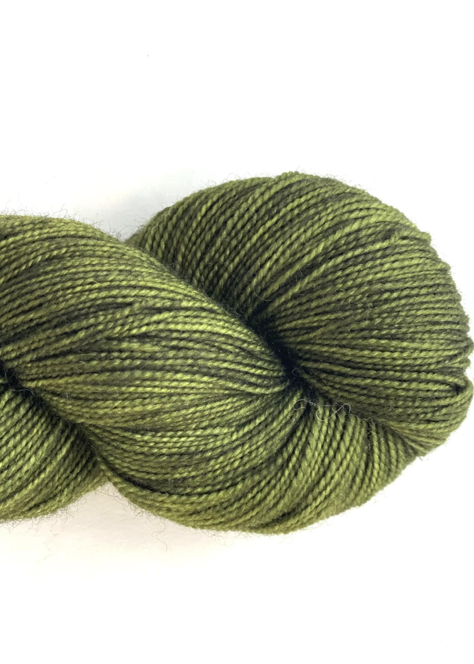 Fidley Dyeworks Fidley Dyeworks BFL Sock - Oliver
