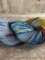 Fidley Dyeworks Fidley Dyeworks Merino Sock - Skylar