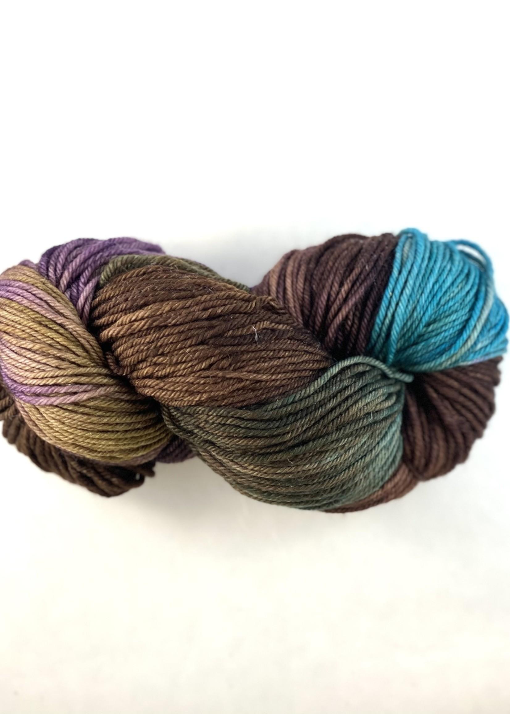 Fleece Artist Yarn Fleece Artist Chinook Yarn - Walnut