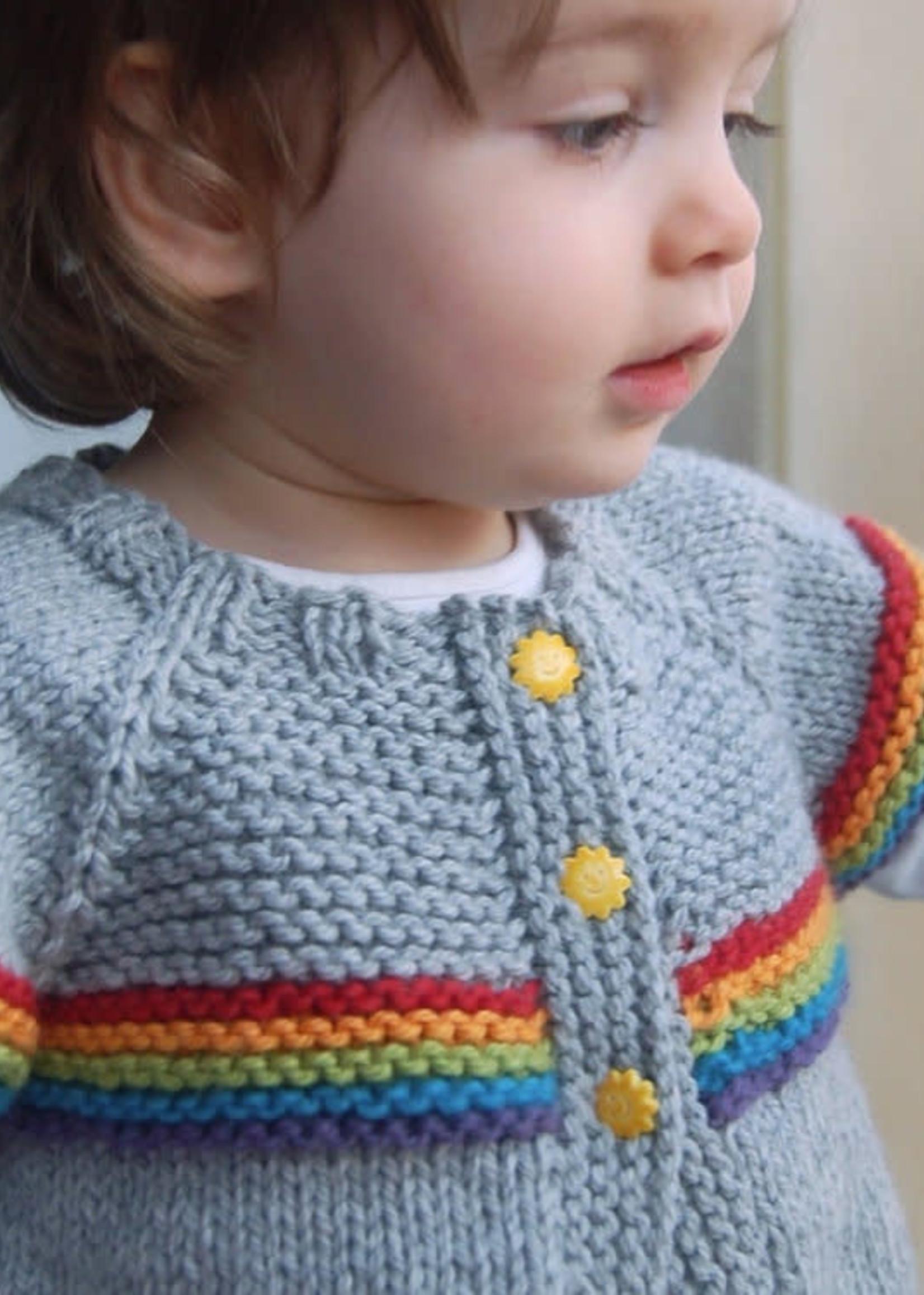 Froginette Knitting Patterns Carousel Sweater