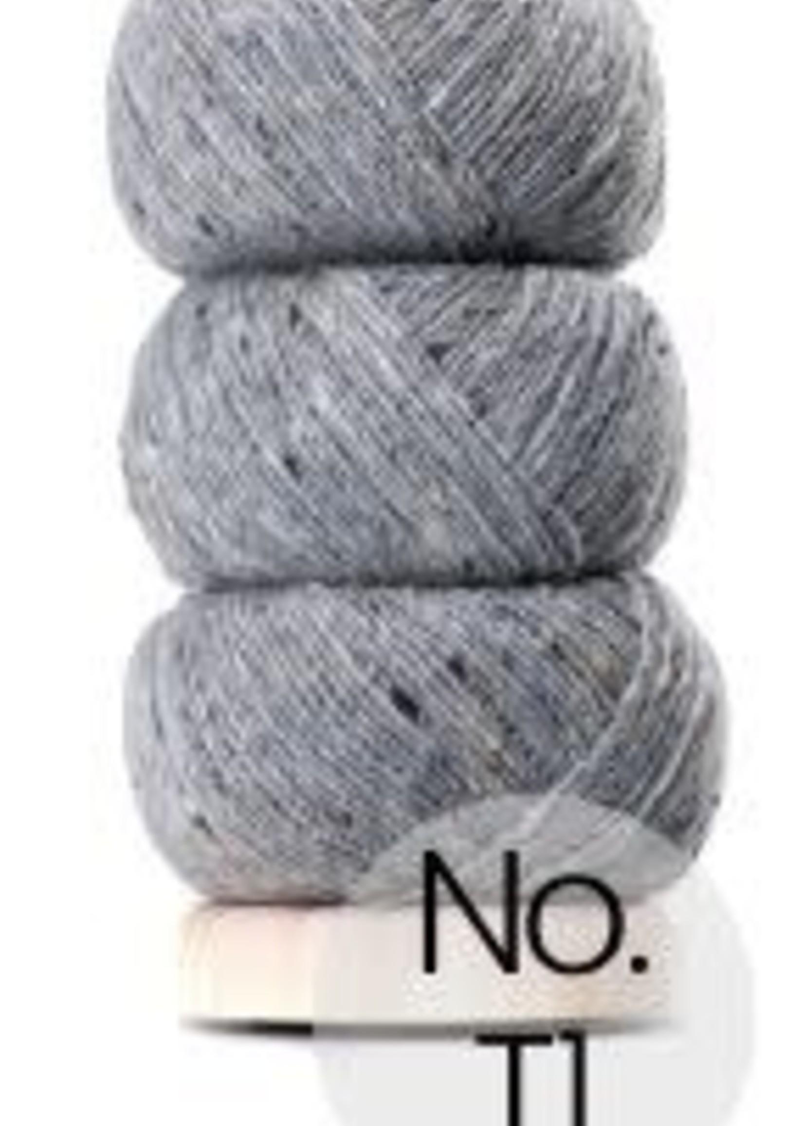 Geilsk Geilsk Tweed #01 Light Grey
