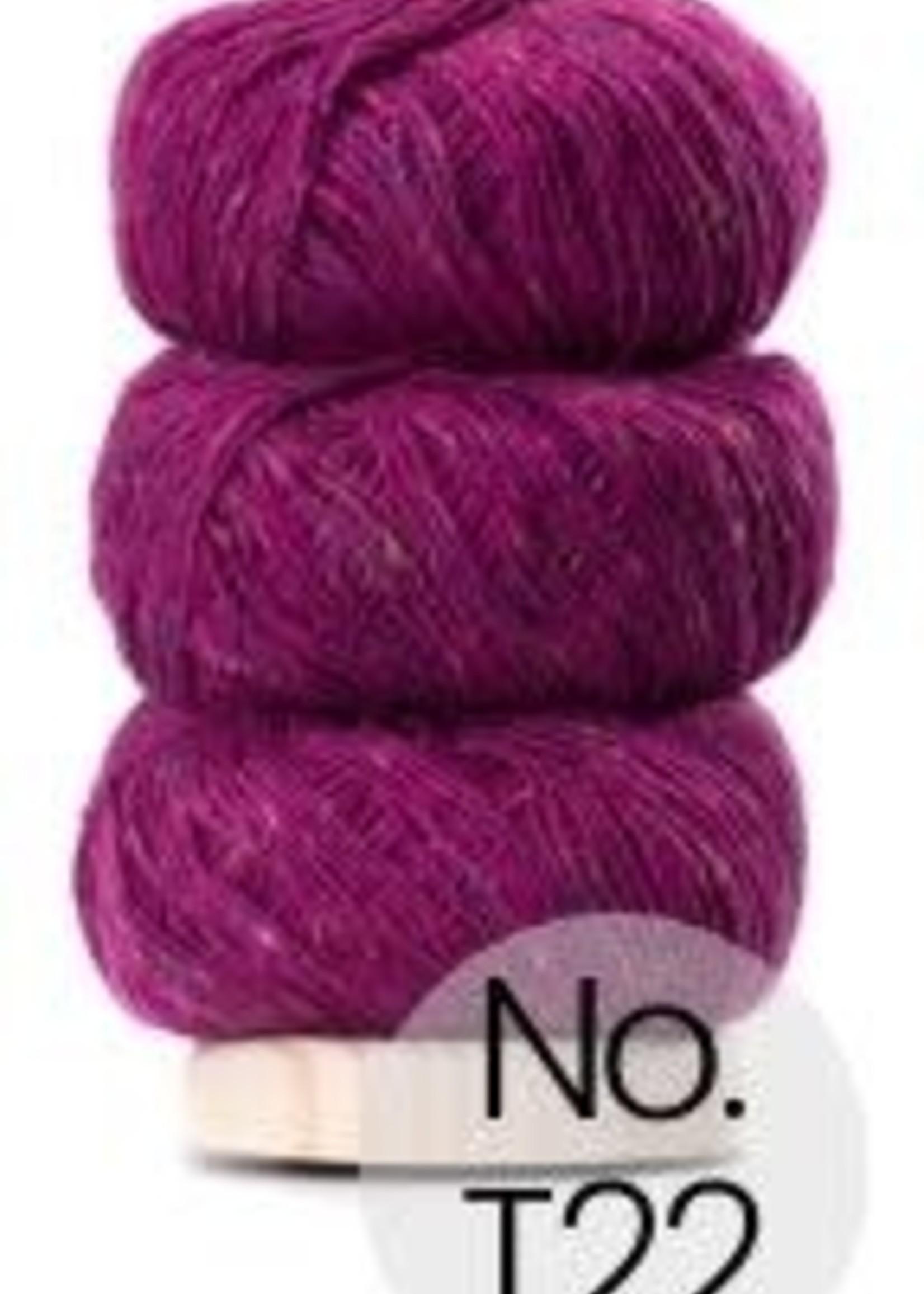 Geilsk Geilsk Tweed #22 Pink