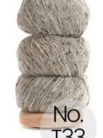 Geilsk Geilsk Tweed #33 Lighter Grey with flecks