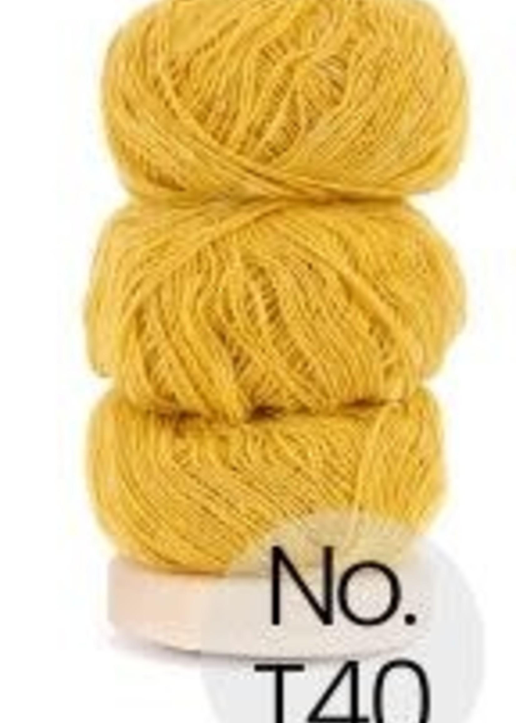 Geilsk Geilsk Tweed #40 Yellow