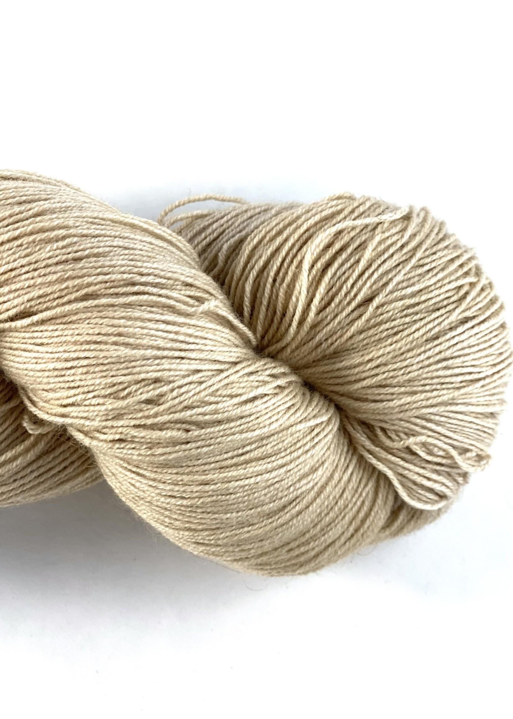 Handmaiden Fine Yarn Hand Maiden Merino Camel Lace Yarn Ivory
