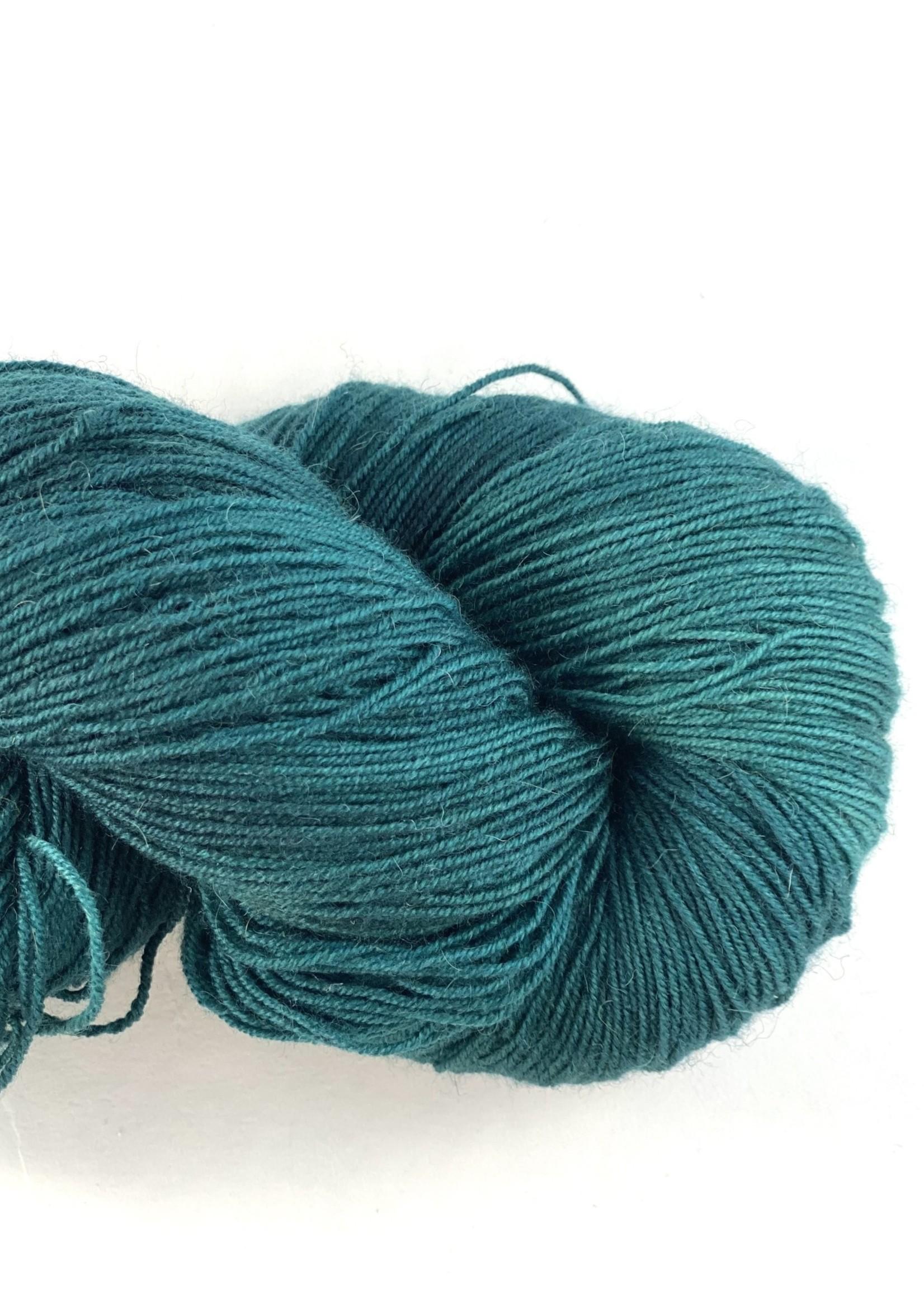 Handmaiden Fine Yarn Hand Maiden Merino Camel Lace Yarn Tourmaline
