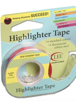 Lee Products Highlighter Tape Pink