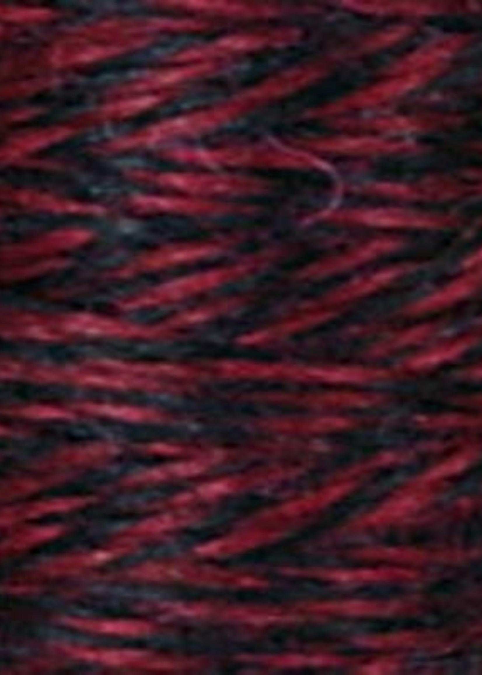 Jawoll Yarns Jawoll Superwash Reinforcement Yarn - #0056 Red/Black