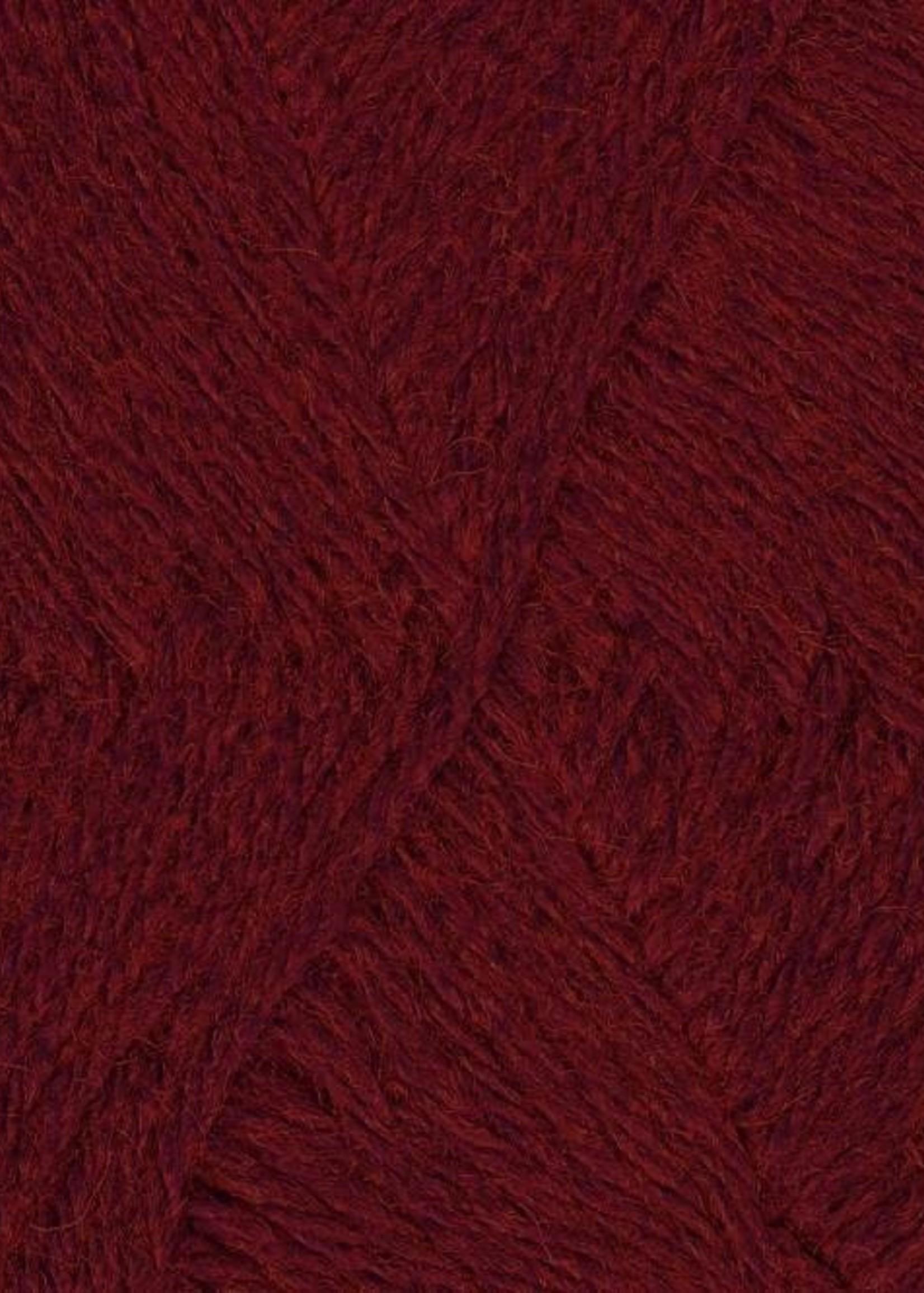 Knitting Fever KFI Collection Teenie Weenie Wool - Burgundy